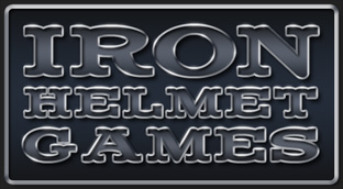 Iron Helmet Games Badge